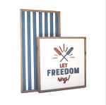 Let Freedom Ring – Fourth of July Set of 2