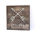 Family with Arrows