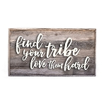 Find Your Tribe (horizontal)