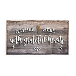 Gather Here with Grateful Hearts – 2018