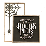 Hocus Pocus – Halloween 2020 Set of 2