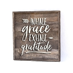 Inhale Grace Exhale Gratitude