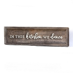 In this Kitchen We Dance – long