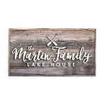 Family Name – Lake House
