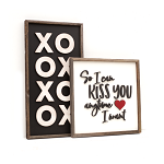 So I can Kiss You Anytime I want – Valentines Set of 2