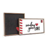 Sending you love – Valentines Set of 2