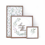 Spring set of 3 – 2020 – Always in Bloom (pink)