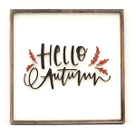 Hello Autumn – 2020