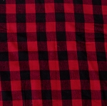ADD ON – plaid (red & black)