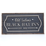 Old Salem's Black Hat Inn – DesertDecor