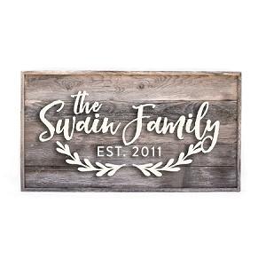 Family Name Hand Brush Script 1