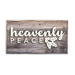 Heavenly Peace