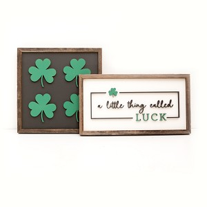 A Little thing called luck – st patrick's day