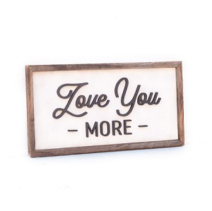 VALENTINE'S DAY SPECIAL – LOVE YOU MORE