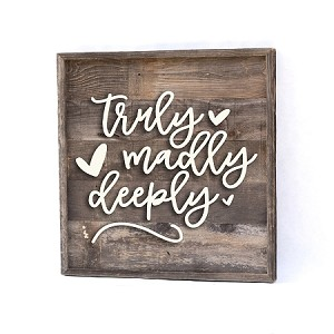 Truly, Madly, Deeply